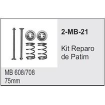 Reparo Centralizador Patim Mb 608/708 - Diant/tras. 75mm