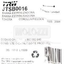 Bieleta Estabilizador Toyota Corolla 2003/