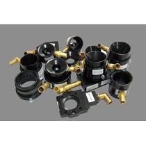 Misturador/mesclador Em Alumínio Kgm Gnv Todos Os Veículos
