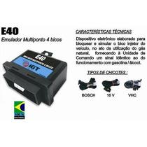 Emulador Gnv E40 4 Bicos