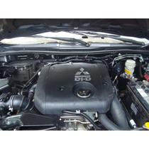 Motor Parcial3.2 Diesel Dakar C 26milkm Funcionando No Carro