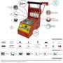 Maquina Teste Limpeza Bicos Injetores Planatc 1 L Lb-14500