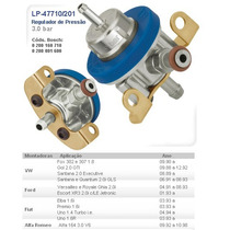 Regulador Pressão Alfa 164 Uno 1.6r Gol 2.0 Gti Fox Versaill