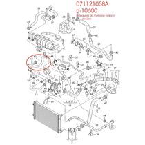 Mangueira Motor Radiador Oleo Golf 2.8 V6 071121058a