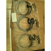 Anel De Pistão Do Motor Opala 4cc - Cofap - Vicsa