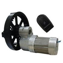 Kit Automatizador Motor Porta De Enrolar Comercial 16mts²