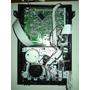 Placa De Comando Com A Frente E De Deck Do Som Sony Hcd.eh15
