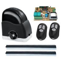 Kit Motor Portão Deslizante 1/4 Portão Eletrônico Slider Rcg