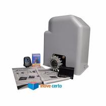 Kit Motor Portão Eletronico Deslizante 1/3 Hp Light Peccinin
