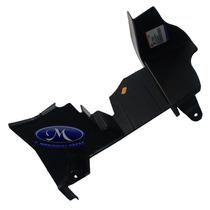 Defletor Lateral Radiador Lado Passageiro Motor Dura. Ranger