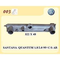 Caixa Radiador Santana 95 Valeo