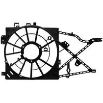 Defletor Radiador De Agua Vectra 97 Com Ar