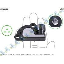 Sensor De Posição Da Borboleta S10 Corsa Efi 91/...- Delphi