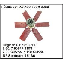 Helice Do Radiador Volkswagen Caminhao 6-90 7-90 7-110s