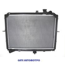Radiador Kia Besta Gs 2.7 Diesel 2000... Mec