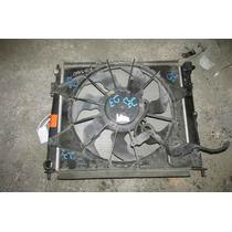 Radiador Condensador Ventoinha - Kia Soul 11 - R 639 K