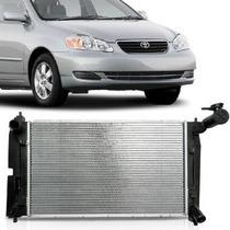 Radiador Corolla 2003 2004 2005 2006 2007 Automático 1.6 1.8