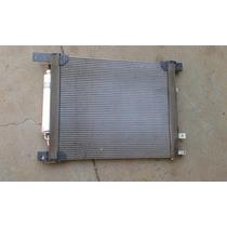 Condensador Do Ar Condicionado Nissan March/versa Original