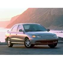 Par Coxim Do Amortecedor Traseira Hyundai Elantra 1997/98