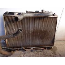 Radiador E Condensador Vera Cruz 3.8 V6