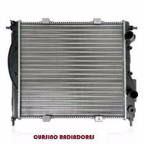 Radiador Renault Clio Argentino Rt 1.6/ 1.8 94 - 98 C/ar