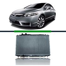 Radiador Honda New Civic 1.8 16v 06ed C/ar Auto E Mec Usado