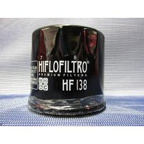 Filtro Óleo Hiflo Intruder Bandit 600 1200 Hf138 Bombachini