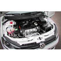 Kit Adesivo Motor Gol Fox Polo Geração 6 Cofre Capo Frente