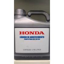 Aditivo Radiador Honda Civic Fit City Genuíno Honda