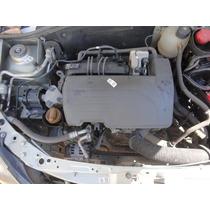 Motor 1.0 16v Flex Parcial Clio/sandero/logan/march