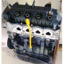 Motor Parcial Renault Sandero/clio/logan 2009 1.0 16v Flex