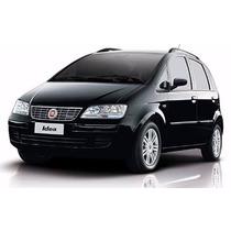 Engate Reboque Fiat Idea Todos Até 2009 Tração 500kg Inmetro
