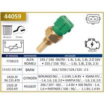 Sensor De Temperatura Peugeot 206,207 1.4 8v 00/,306 94/