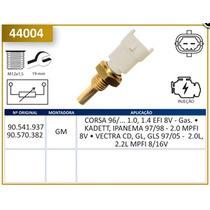 Sensor Temperatura Agua Corsa Kadet Ipanema Vectra 8/16v