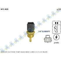 Sensor Temperatura Agua Mitsubishi L200 2.5 96/09