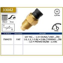 Sensor De Temperatura Fiat 147 , Duna , Elba , Premio , Uno