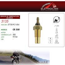 Sensor De Temperatura Da Água Honda Cb 500 97 À 04