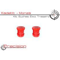 Kadett - Monza - Kit Buchas Eixo Traseiro Em Poliuretano