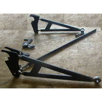 Kit Ladder Bars Xtreme Uniball Dodge Maverick Opala Chevette