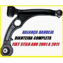 Bandeja Balança Dianteira Fiat Stilo 2001 A 2011