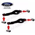 Kit 4 Buchas Bandeja Traseira Ford Focus Duratec Todos Nova