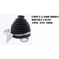 Coifa Homocinetica Roda Honda Civic 92 93 94 95 96 97 98 99