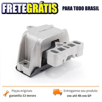 Coxim Motor Lado Esquerdo Golf 1.6 Plus 2002-2006 Original