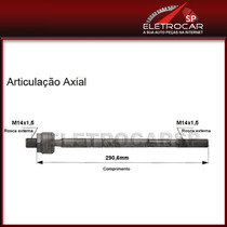 Axial Da Caixa Da Direção Do Alfa 145 95 A 99 Chassi Esporti