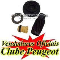 Kit Do Amortecedor Dianteiro-calço Superior Peugeot 206, 207