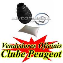 Coifa Da Junta Homocinética Lado Roda Peugeot 206 - 306
