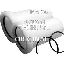 Bucha Nylon Technyl 206 207 Peugeot Rolamento Eixo Traseiro