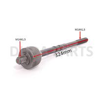 Braço Axial Articulador 307 C4 - 324mm Chassi Até 10310