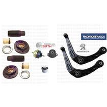 Kit Especial Suspensão Motor Câmbio 206 207 Hoggar - Novo