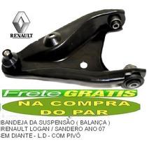 Bandeja (leque/balança) Renault Sandero E Logan Tds Original
